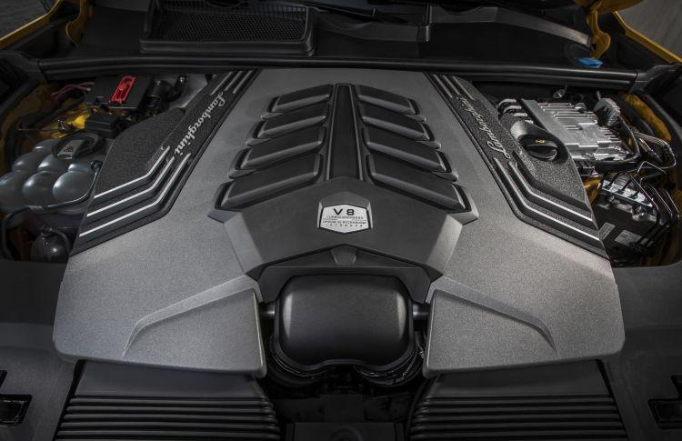 Lamborghini Urus 08