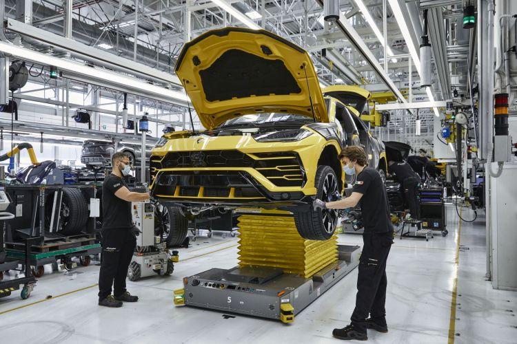 Lamborghini Urus 15000 Uds 2