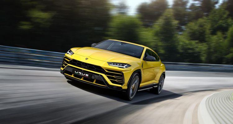 Lamborghini Urus 25