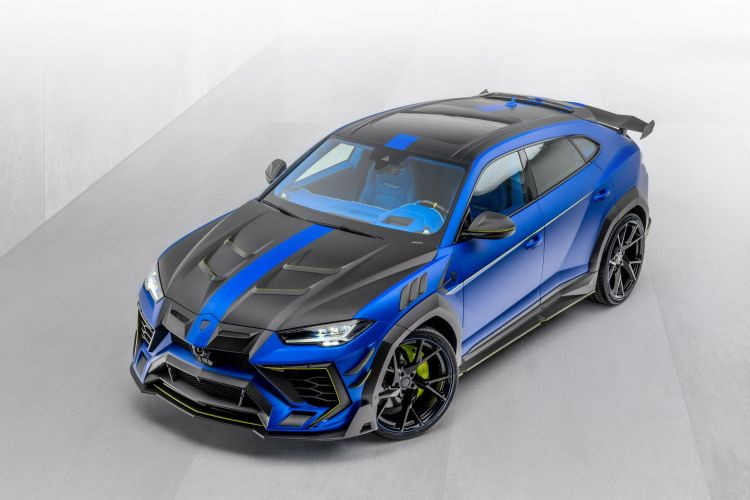 Lamborghini Urus Mansory Dm 6
