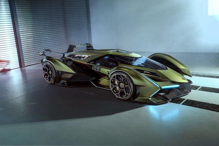 Lamborghini Vision Gt Dm 10
