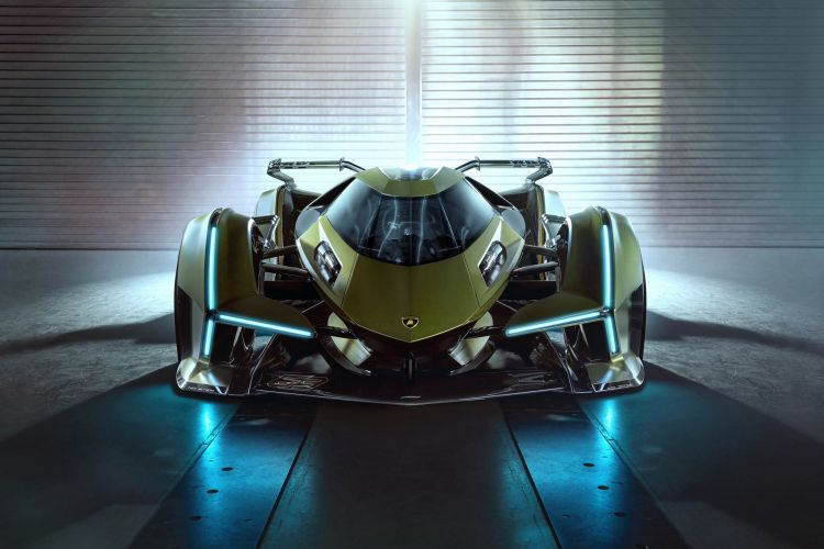 Lamborghini Vision Gt Dm 13