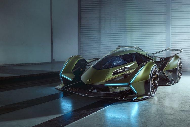 Lamborghini Vision Gt Dm 8