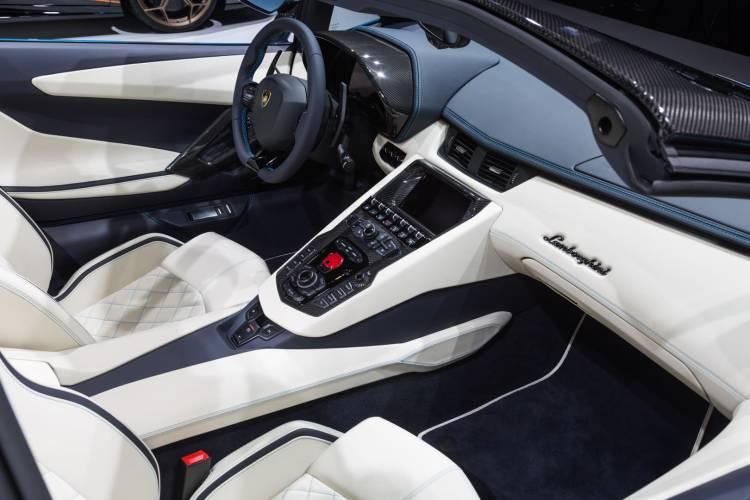 Lamborghini Aventador Informacion Dm27