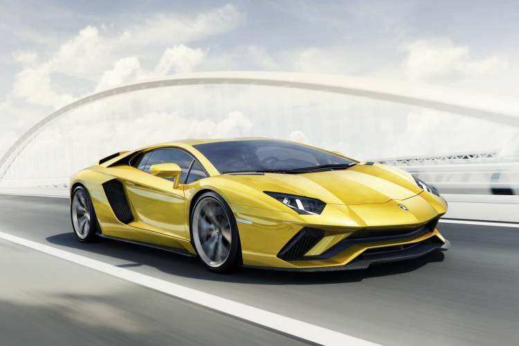 Lamborghini Aventador Informacion Dm3