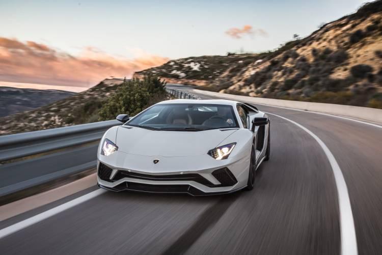 Lamborghini Aventador Informacion Dm9