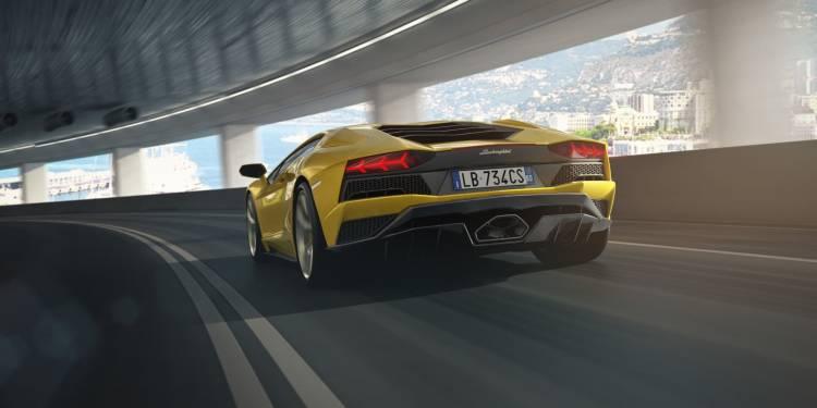 Lamborghini Aventador Informacion Dm 1