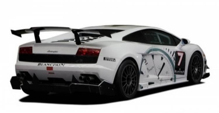 Lamborghini Blancpain Super Trofeo Gallardo LP560-4