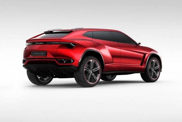 Lamborghini Urus: el nuevo SUV de Lamborghini