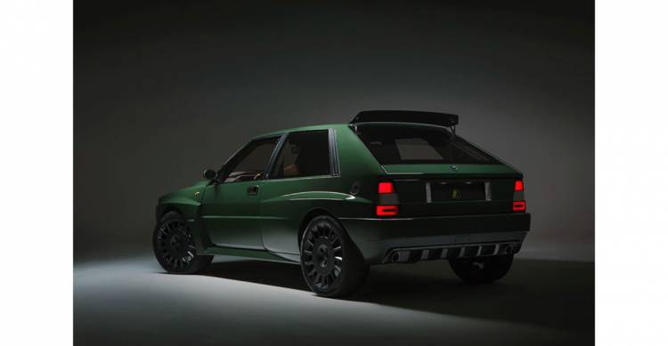 Lancia Delta Integrale Automobili Amos 08