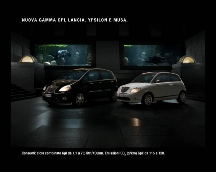 Lancia Musa e Ypsilon EcoChic