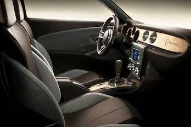 Lancia Fulvia Coupé Concept