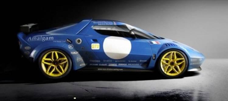 New Stratos GT2