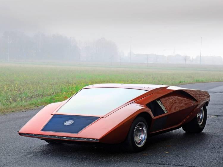 Lancia Stratos Zero 11