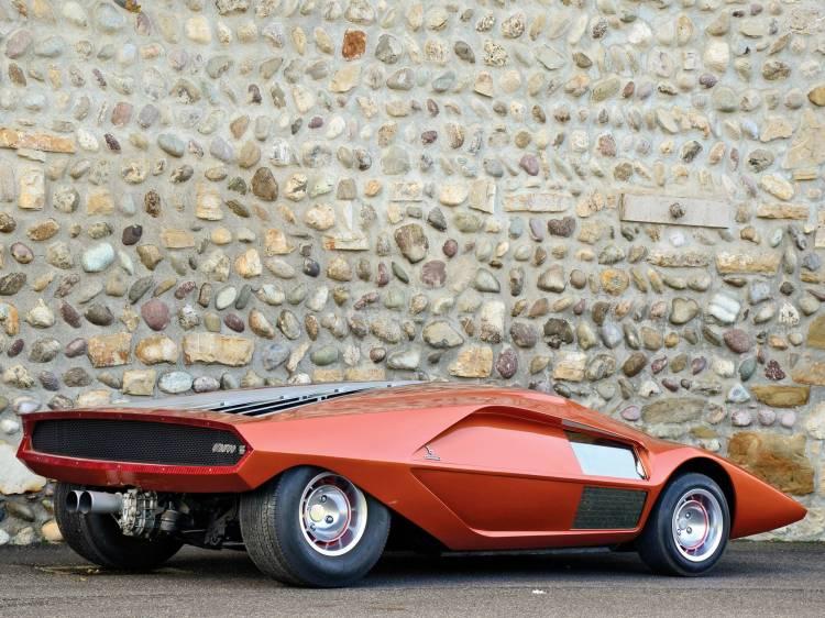 Lancia Stratos Zero 1