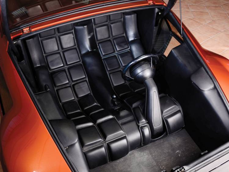 Lancia Stratos Zero 4