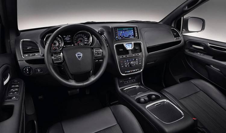 Lancia Voyager S 2014