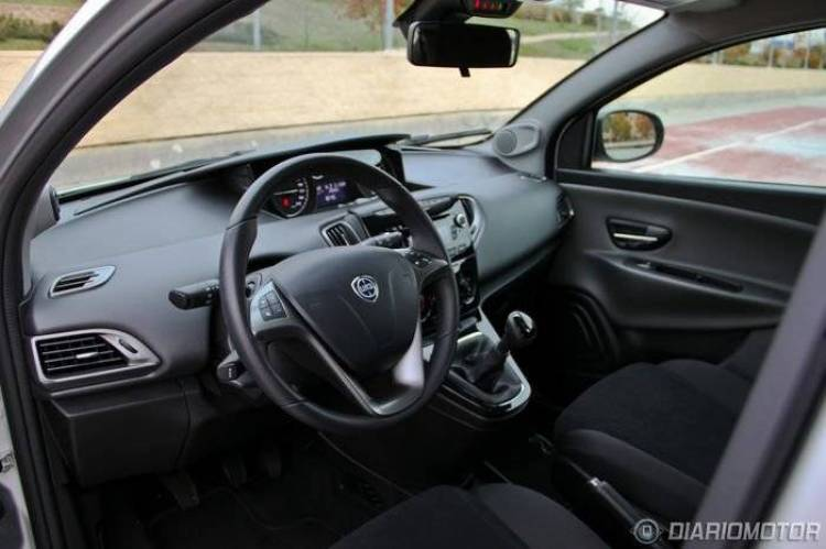 Lancia Ypsilon 1.3 JTD Gold, a prueba (I)