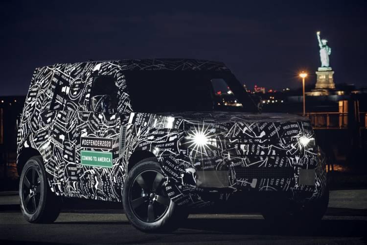 Land Rover 2019 001 W5i5583