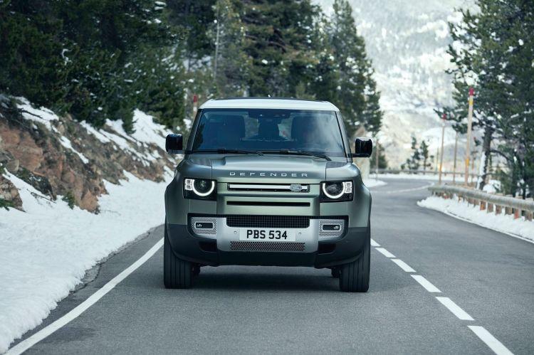 Land Rover Defender 2020 107