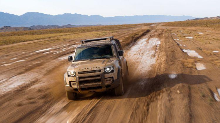Land Rover Defender 2020 157