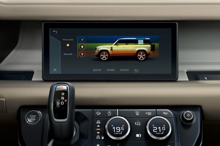 Land Rover Defender 2020 203