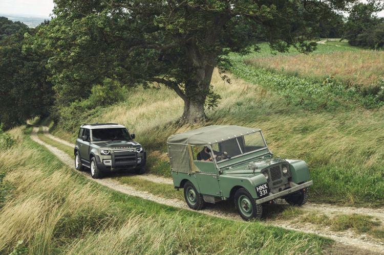 Land Rover Defender 2020 72