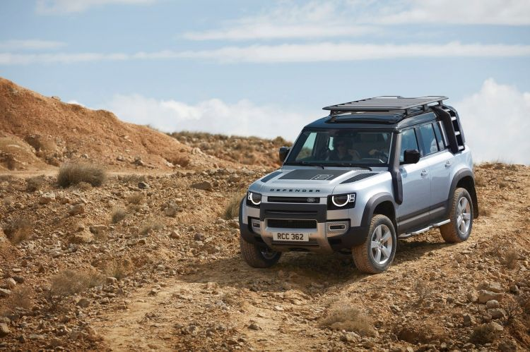 Land Rover Defender 2020 77