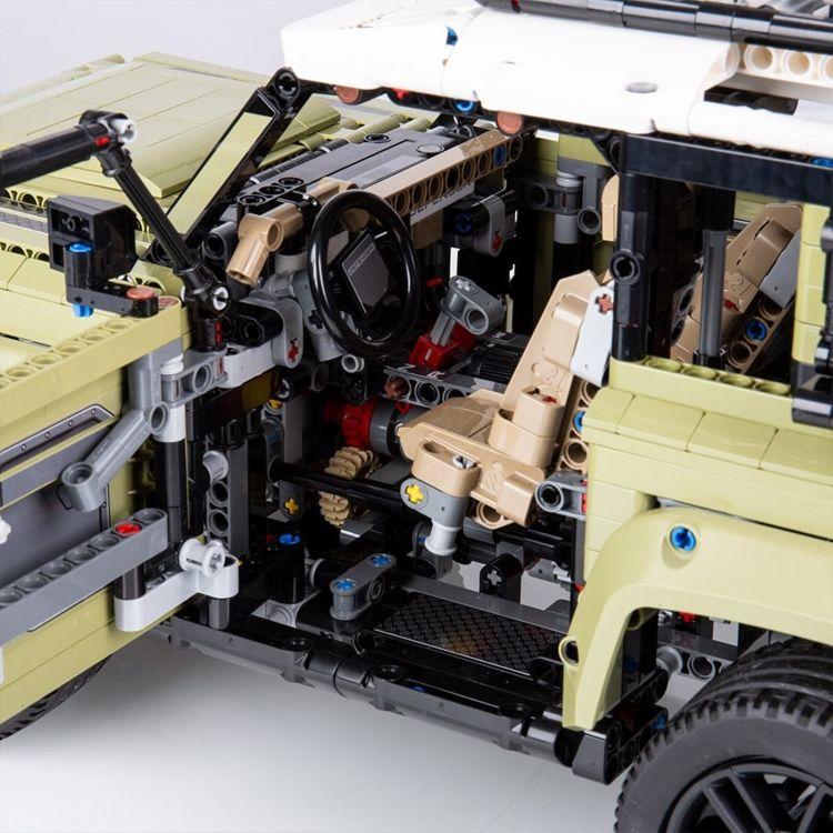 Land Rover Defender 2020 Lego 0919 003