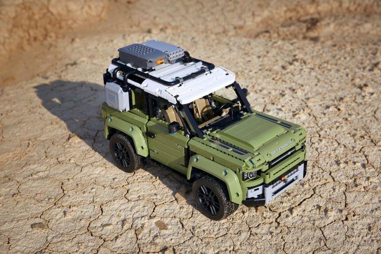 Land Rover Defender 2020 Lego 0919 007