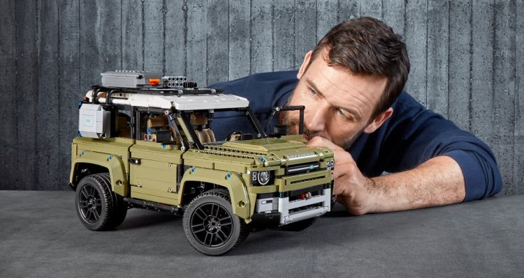 Land Rover Defender 2020 Lego 0919 009