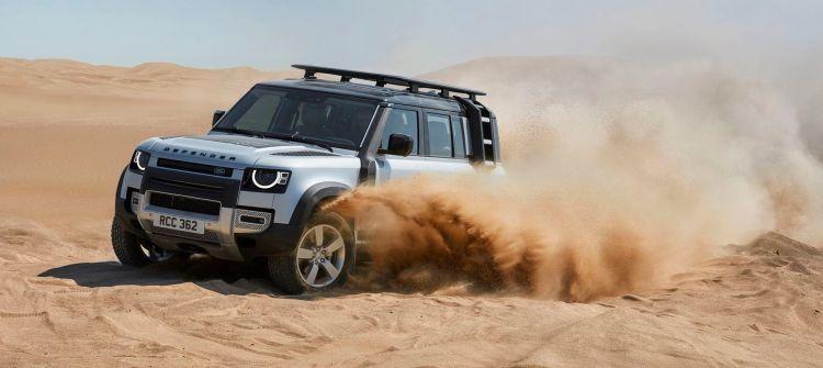 Land Rover Defender 2020 P