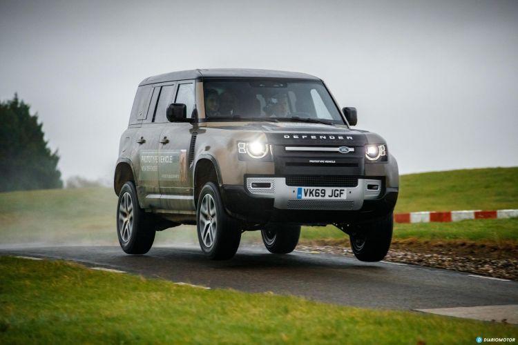 Land Rover Defender 2020 Prueba 00029