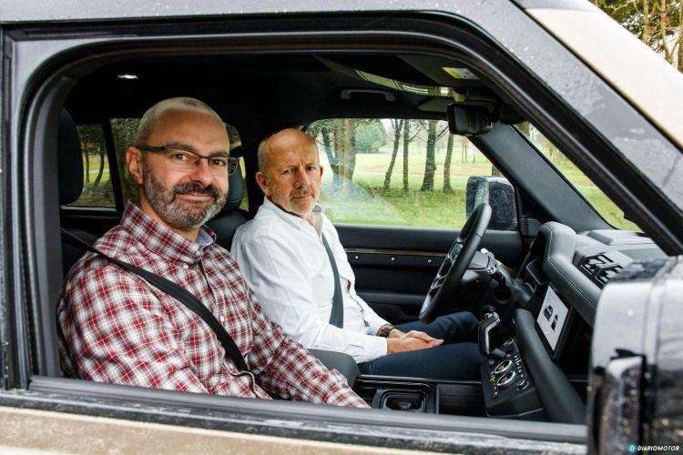 Land Rover Defender 2020 Prueba 00034