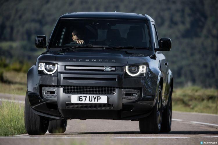 Land Rover Defender 90 V8 Carretera  00017