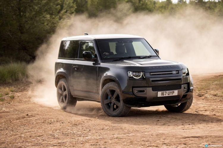 Land Rover Defender 90 V8 Offroad  00021