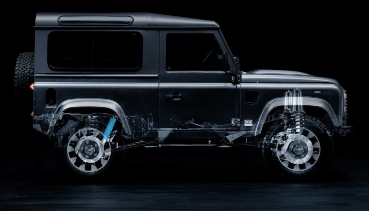 Land Rover Defender Clasico Mejoras 2