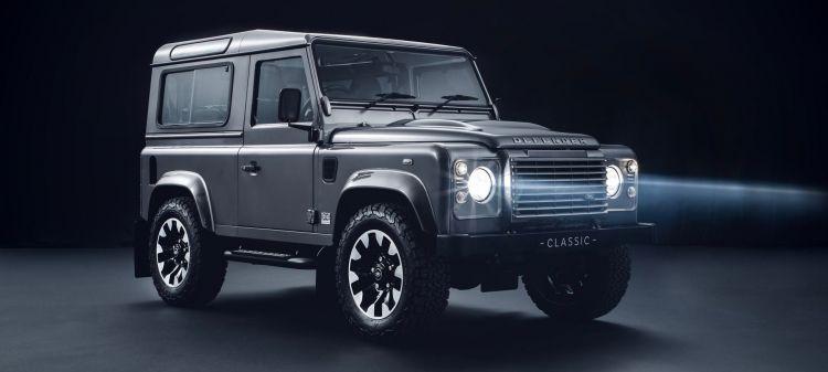 Land Rover Defender Clasico Mejoras P