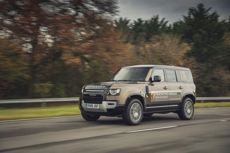 Land Rover Defender Dinamica Asfalto 00020