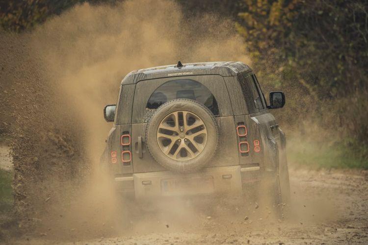 Land Rover Defender Dinamica Todoterreno 00023