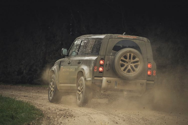 Land Rover Defender Dinamica Todoterreno 00029