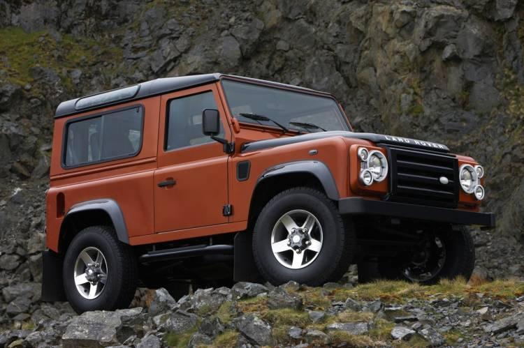 Land Rover Defender Fuego