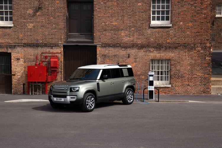Land Rover Defender Phev Hibrido 0920 004