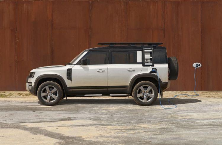 Land Rover Defender Phev Hibrido 0920 005