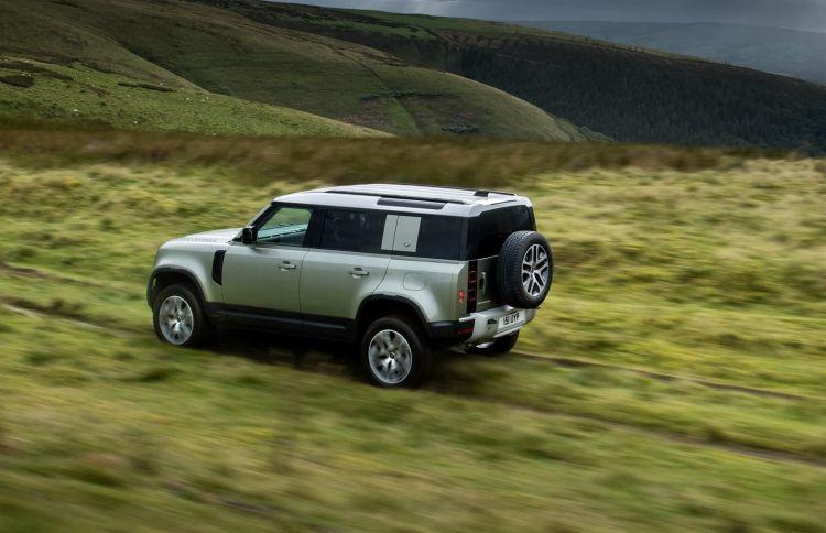 Land Rover Defender Phev Hibrido 0920 006