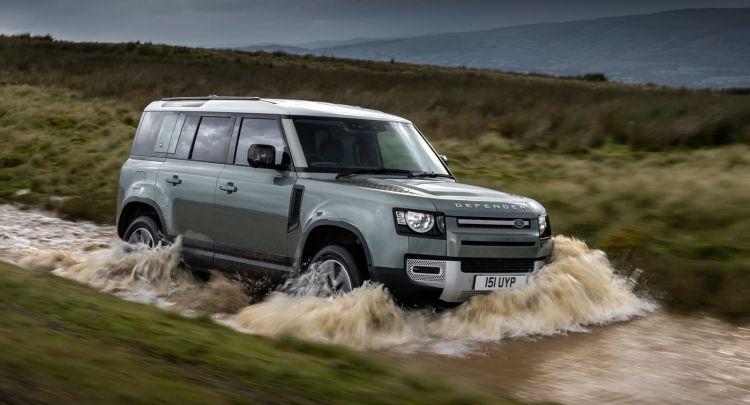 Land Rover Defender Phev Hibrido 0920 013