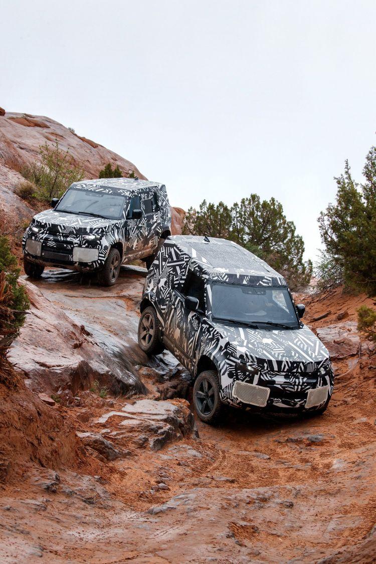 Land Rover Defender Pruebas Kenia 06