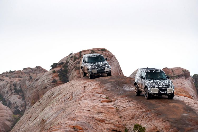 Land Rover Defender Pruebas Kenia 07