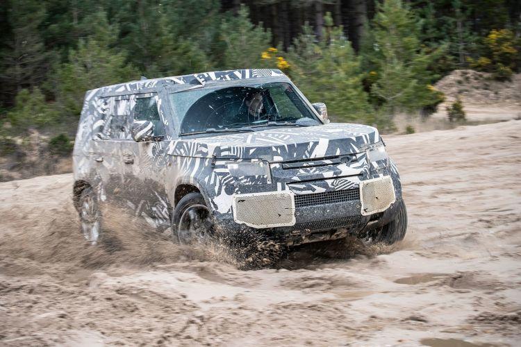 Land Rover Defender Pruebas Kenia 09