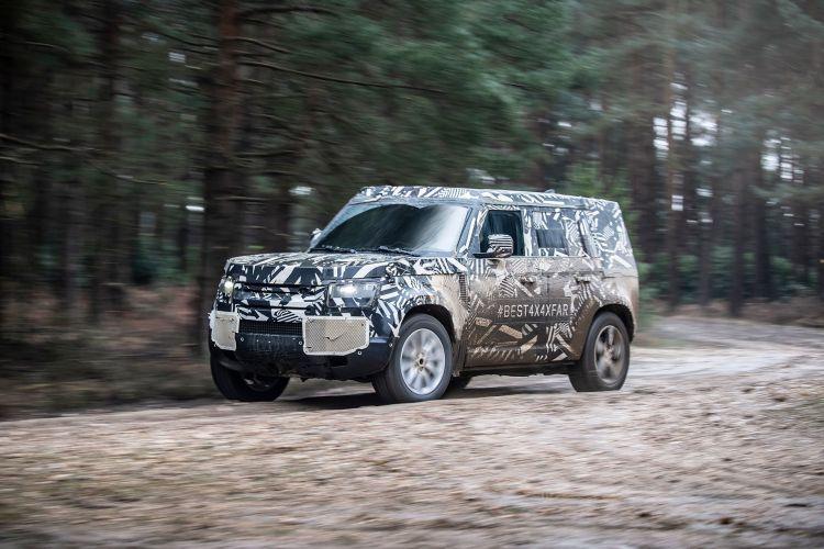 Land Rover Defender Pruebas Kenia 11